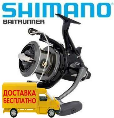 Катушка Shimano Big Baitrunner CI4 XTR-A