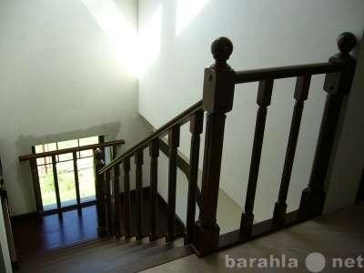 Дубовые лестницы под заказ недорого stairways
