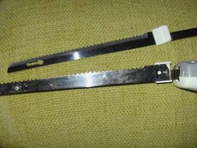 нож электрический 220 Вольт ELEKTRIC KNIFE MECOSONIC EK – 100 в Краснодаре Фото 2