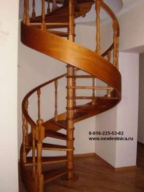 Лестницы  для Вашего дома и дачи Новая Лестница