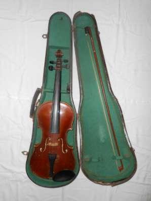 Старинная скрипка STAINER 19век
