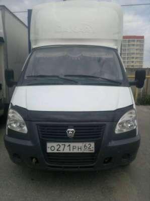 грузовой автомобиль ГАЗ 2834 DJ