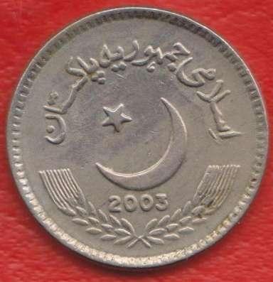 Пакистан 5 рупий 2003 г.