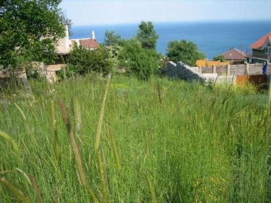 земельный участок 10 сот под застройку Малый Маяк Алушта Крым