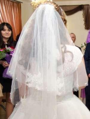 Свадебная фата в Казани Фото 2