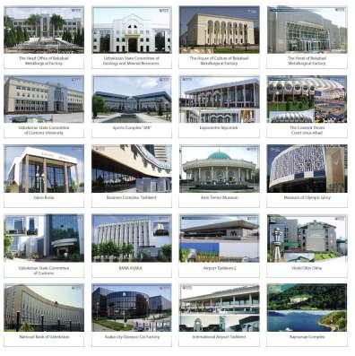 Представление интересов и бизнес-партнерство в регионе Узбек