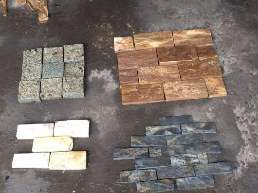 Купить плитку для облицовки из природного камня в Барнауле