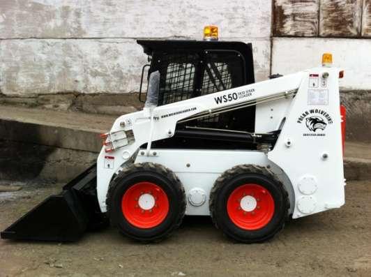 Мини погрузчик FORWAY WS50 (Bobcat S160)