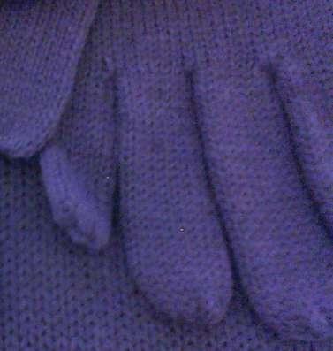 Шарф + перчатки с карманами в Перми Фото 2