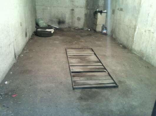Продам подземный гараж