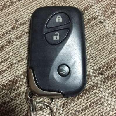 Электронный ключ Тойота в Екатеринбурге Фото 5
