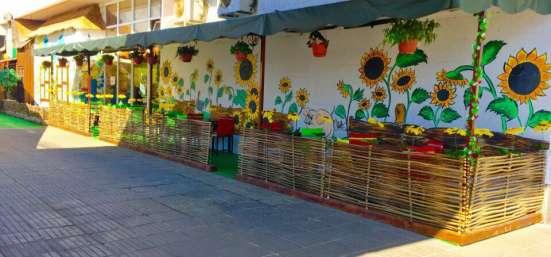 Роспись стен для детской комнаты в Москве Фото 2
