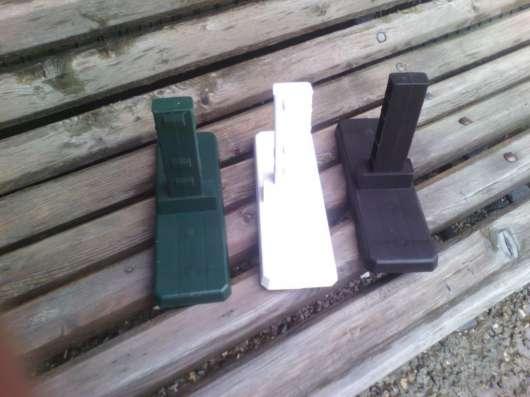 Ножки на землю для крепления декоративных заборов