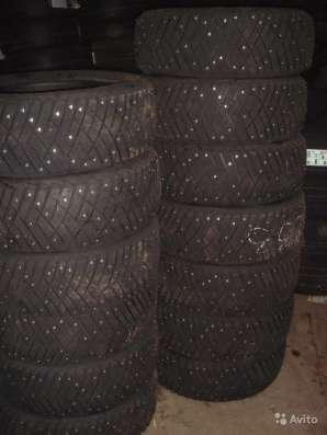 Новые зимние шипы Dunlop 205 55 R16 ICE touch XL
