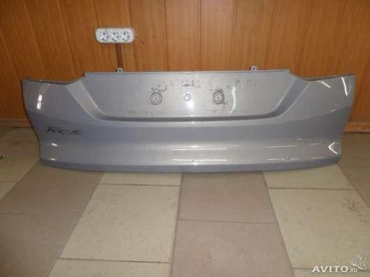 Накладка багажника для Форд Мондео 4(универсал)