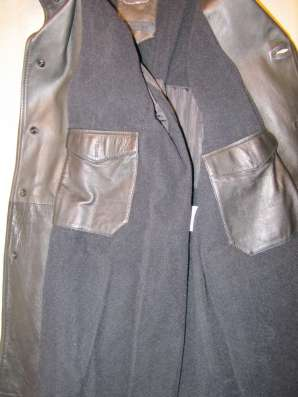 Куртка кожаная Gian Carlo Rossi размер 52