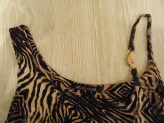 Платье Roberto Cavali, змеиный принт, р.44