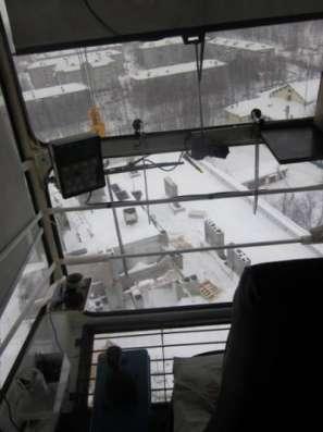 кран башенный Zoomlion TC6016A-8 в Кирове Фото 3