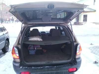 внедорожник Hyundai Santa Fe