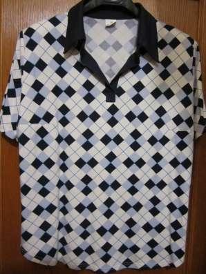 Блуза из вискозы (размер-56, рост-164-170)
