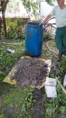 Очистка скважин от ила и песка