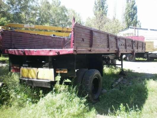 Полуприцеп ОДАЗ-9370 в г. Кременчуг Фото 2