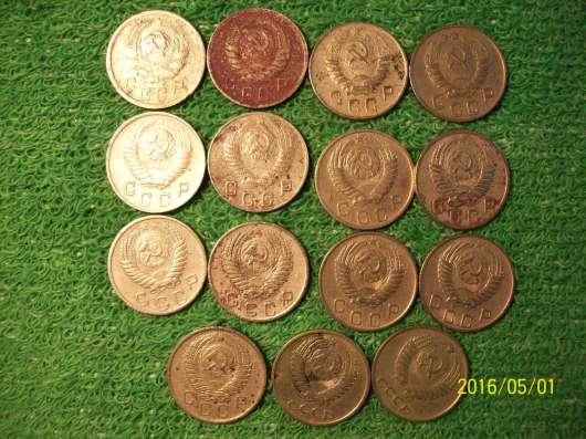 Монеты СССР 10 копеек