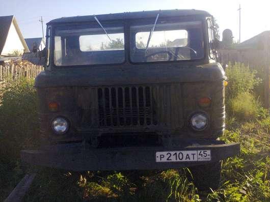 Продам ГАЗ-66, бортовой