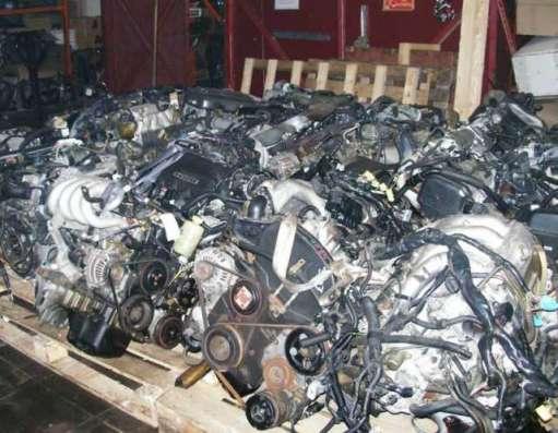 Контрактные двигатели на иномарки