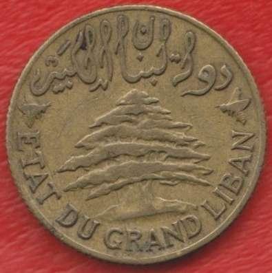 Ливан 5 пиастров 1940 г