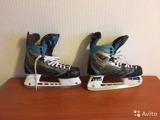 Хоккейные коньки CCM vector 6.0 в Мытищи Фото 1