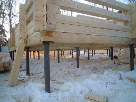 Винтовые сваи, фундамент в Нижнем Тагиле Фото 1