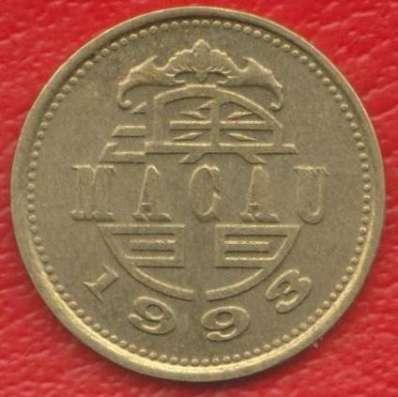 Макао Аомынь 10 авос 1993 г в Орле Фото 1