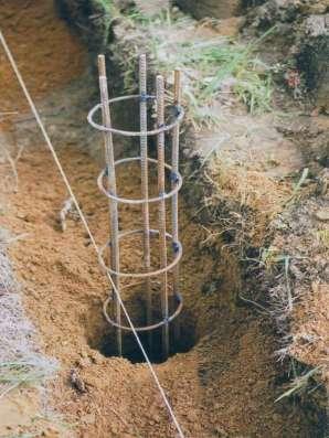 Заливка фундамента в г. Борисов Фото 2