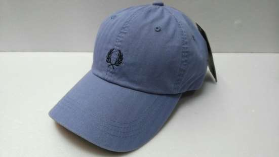 Fred Perry blue lite бейсболка