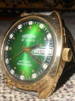 Часы наручные из СССР