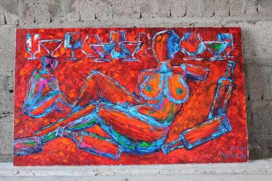 Продам картину, масло в Тольятти Фото 2