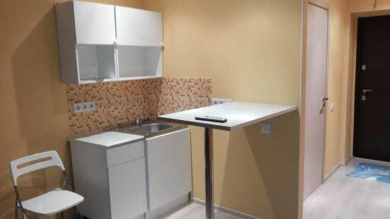 Продам студию с ремонтом и мебелью