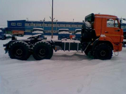 Камаз 53504 (44108) седельный тягач в Набережных Челнах Фото 2