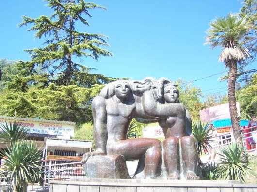 Путешествие в древнюю Анакопию-Новый Афон (Абхазия)