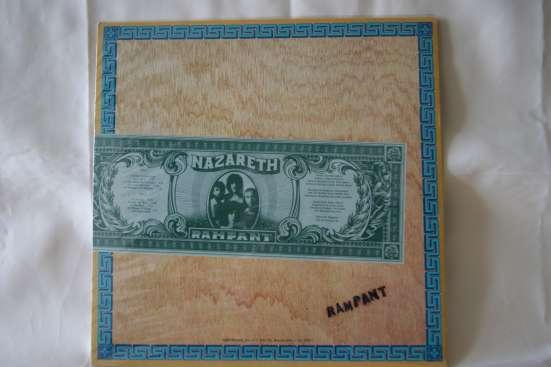 NAZARETH-1974 Made In USA.