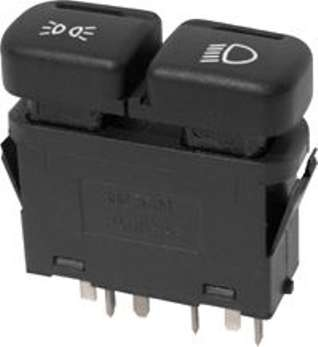 Выключатель наружнего освещения ВАЗ 2113-15, 2110-12
