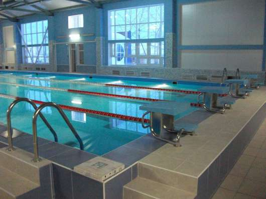 Строительство и реконструкция бассейнов