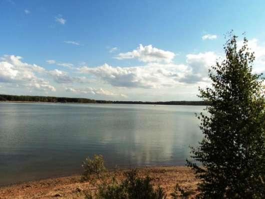 Участок 8 соток на Можайском водохранилище в СНТ «Яблонька», д. Красновидово. Фото 4