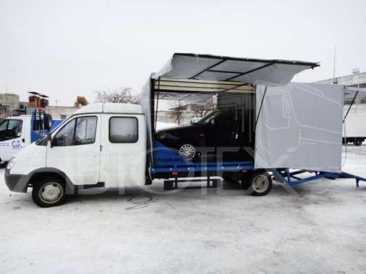 Переоборудовать автомобиль Hyundai HD 78 в авто – эвакуатор