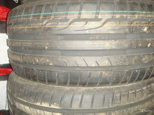 Новые Dunlop 255/45 R18 Sport Maxx RT MFS 99Y