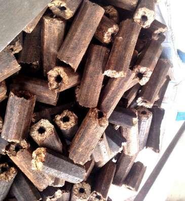 Топливные брикеты Pini Kay (сосна)