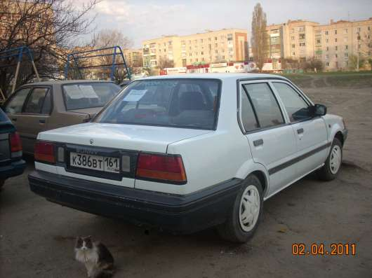 Продажа авто, Nissan, Sunny, Механика с пробегом 170000 км, в г.Каменск-Шахтинский Фото 1