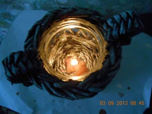 Подсвечник под плавающую свечку