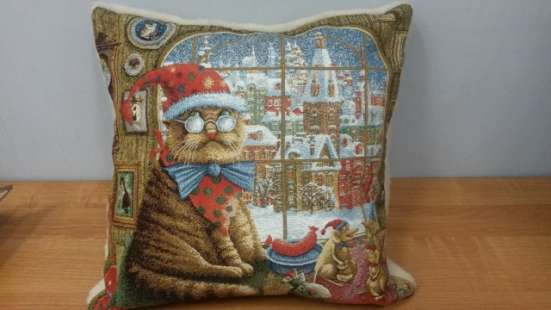 Декоративная подушка MagicWool в Москве Фото 1